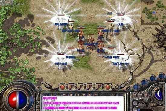 高玩教你如何玩传世sf中神魔之井地图
