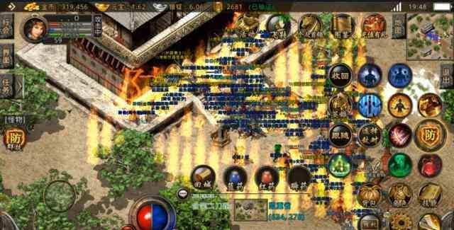高玩分享单职业传奇手游版里战士和法师的PK经验