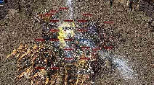 新开传世里道士对付战士方法分享